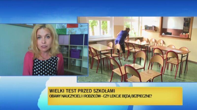 Radna Warszawy: Rodzice są zaniepokojeni tym, jak ma wyglądać nowy rok szkolny