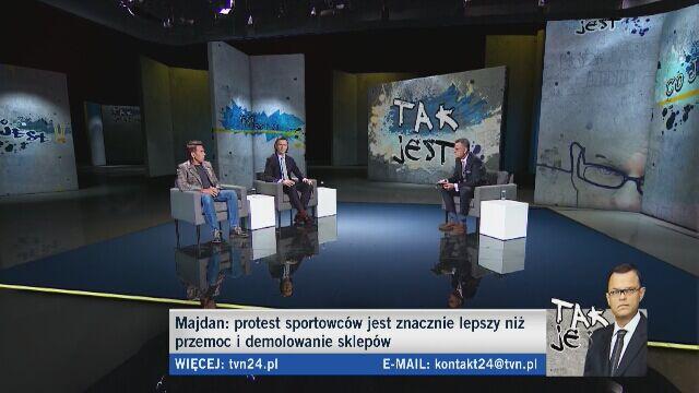 Robert Korzeniowski o głosie sportowców w ważnych sprawach społecznych i politycznych