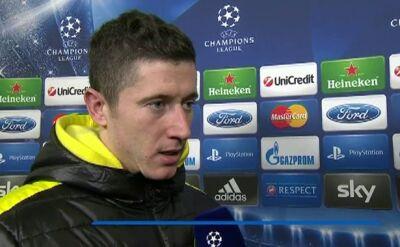 Lewandowski: graliśmy na luzie