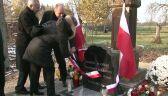 Pomnik ku czci ofiar katastrofy pod Szczekocinami