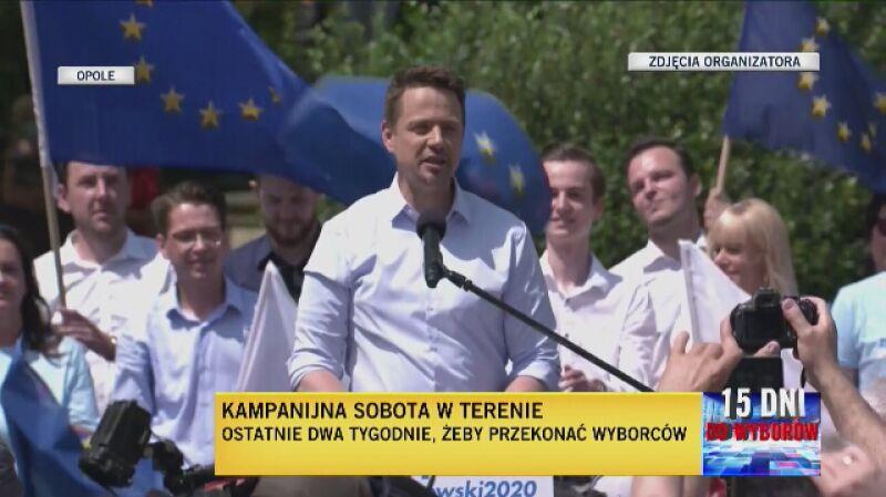 Trzaskowski: Opole to symbol wolnej kultury
