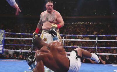 Joshua znokautowany przez Andy'ego Ruiza Juniora