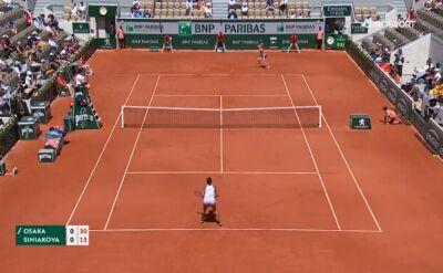 Naomi Osaka odpadła z Rolada Garrosa