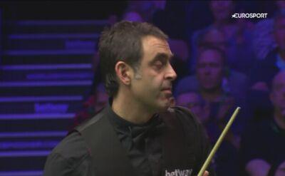 Ronnie O'Sullivan zameldował się w 1/8 finału UK Championship