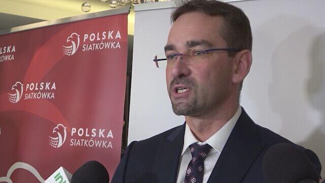 """""""Wolałbym wygrać w walce"""". Świderski nowym prezesem Polskiego Związku Piłki Siatkowej"""