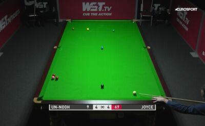 Thepchaiya Un-Nooh przegrał z Markiem Joyce'em w 1. rundzie kwalifikacji do German Masters