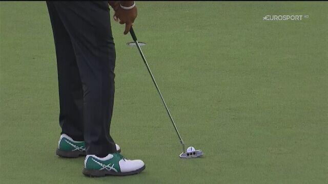 Tiger Woods i Hideki Matsuyama w otwierającej rundzie Masters 2020