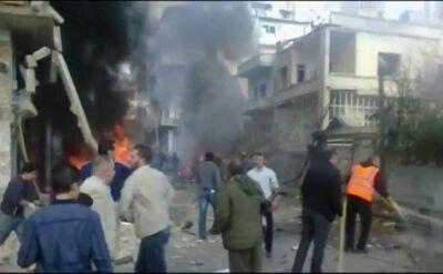 Eksplozje w Syrii, są ofiary