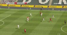 Skrót meczu Borussia Moenchengladbach - Bayer Leverkusen