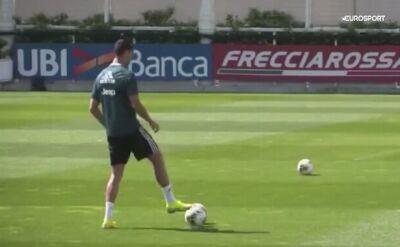 Cristiano Ronaldo futbolowo trafia do kosza