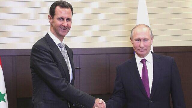 Rosyjski samolot transportowy rozbiłsięw Syrii