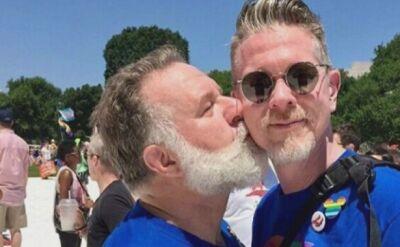 Zdjęcie homoseksualnej pary poruszyło internautów