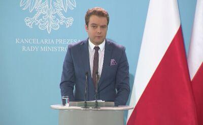 """Bochenek o wezaniu Kopacz do prokuratury. """"Każdy jest równy wobec prawa"""""""