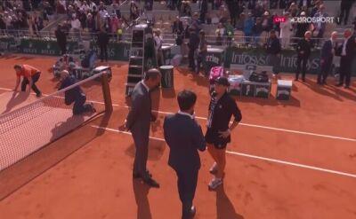 Triumfatorka French Open z Australii w doskonałym humorze