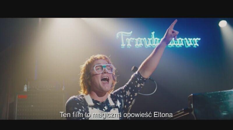 "Za kulisami biografii Eltona Johna ""Rocketman"""