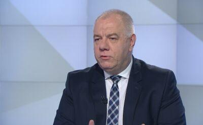 Sasin: każdy minister finansów reaguje niechętnie na wydawanie pieniędzy z budżetu