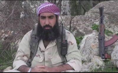 Lider al-Nusry zginął w czwartek w Syrii