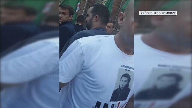 Członkowie KOD o incydencie na pogrzebie w Gdańsku