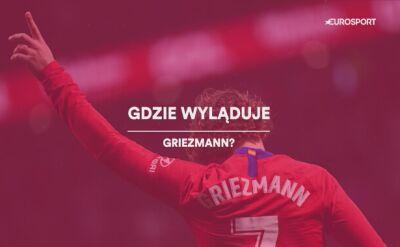 Gdzie wyląduje Griezmann?