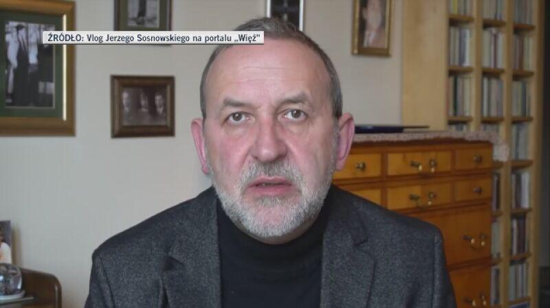 Jerzy Sosnowski: ten film - w mojej ocenie - jest oskarżeniem celibatu