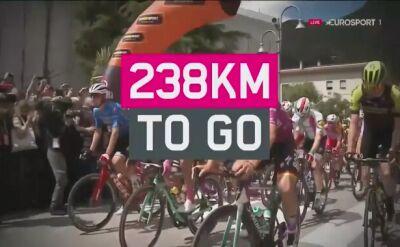 Triumf Masnady, Roglić stracił koszulkę. Najważniejsze wydarzenia 6. etapu Giro d'Italia