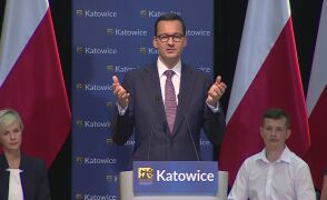 Morawiecki w Katowicach: postawiliśmy prawdę historyczną na nogach
