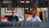 Maciej Bodnar w dniu przerwy w Giro d'Italia