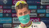 Peter Sagan po zwycięstwie na 10. etapie Giro d'Italia