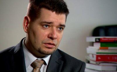 """Wiceminister sprawiedliwości chwali dyrektora więzienia. """"Budzi mój największy szacunek"""""""