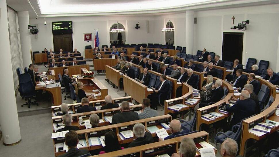 Senat nie zgodził sięna powołanie Agnieszki Dudzińskiej. Tylko jeden głos za