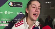 Martyna Łukasik po meczu z Azerbejdżanem