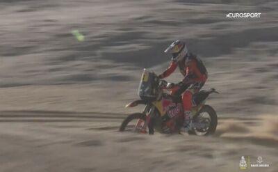 Podsumowanie 5. etapu Rajdu Dakar w kategorii motocykli