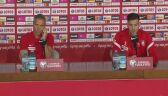 Cała konferencja prasowa przed meczem Polska - Anglia