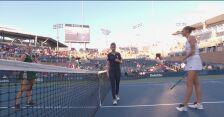Skrót meczu Pliskova - Pawliuczenkowa w 4. rundzie US Open
