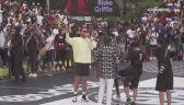 Blake Griffin gościem specjalnym na konkursie wsadów pod Wieżą Eiffla
