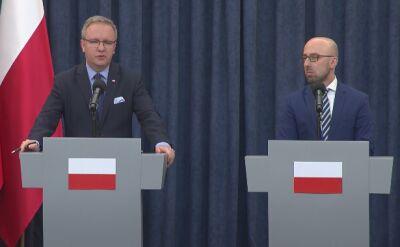 Szczerski: wystąpienie prezydenta Trumpa w Warszawie przemówieniem programowym