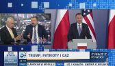 Karski: umowa między Polską a USA ws. Patriotów była niezbędna