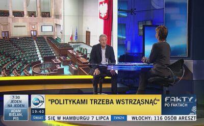 """""""Nie boję się o zdrowie Wałęsy"""""""