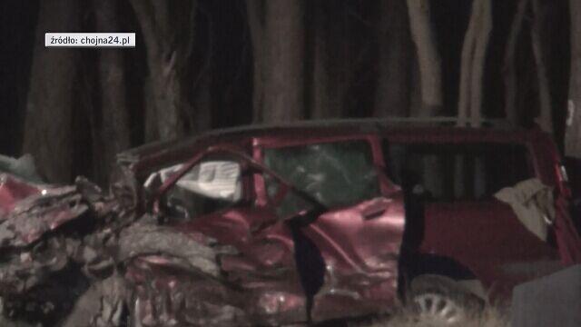 Policjant pod wpływem alkoholu spowodował wypadek
