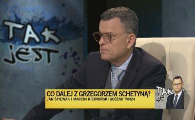 Marcin Kierwiński i Jan Śpiewak w Tak Jest