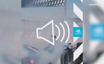 Tak brzmią samochody Formuły E