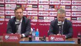 Jerzy Brzęczek po meczu z Macedonią Północną