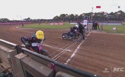Poważny wypadek Antonio Lindbaecka podczas mistrzostw Europy