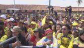 Wielka impreza w Kolumbii. Bernal wrócił do kraju po wygraniu Tour de France