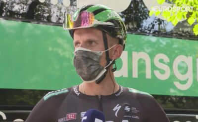 Rafał Majka o taktyce drużyny na 2. etap Tour de Pologne
