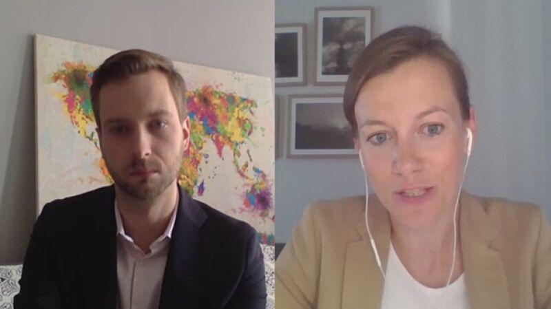 Zuzanna Rudzińska-Bluszcz tłumaczy, czym zajmowała się podczas pracy w biurze RPO