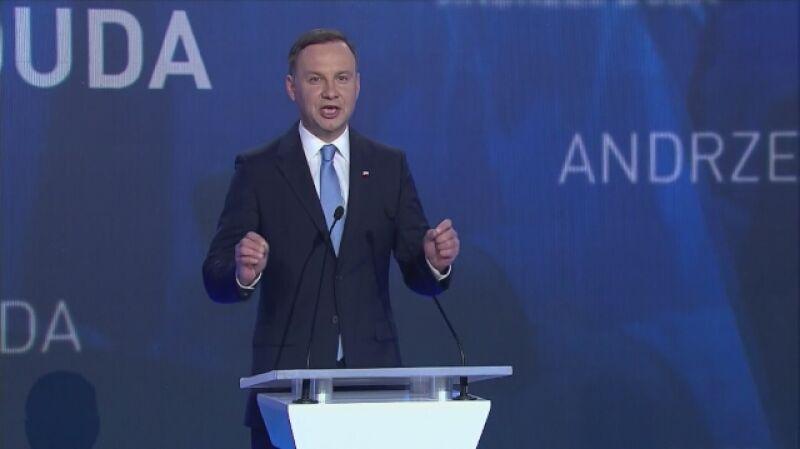 Duda: Zwyciężymy, naprawimy Polskę