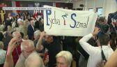 Awantury podczas spotkań polityków PiS z wyborcami