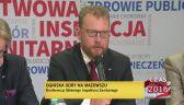 Minister: dzieci szczepione są bezpieczne