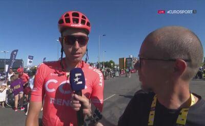 Wiśniowski po 5. etapie Tour de France